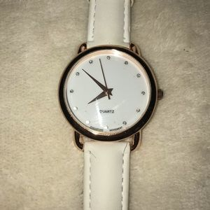 NWOT white watch